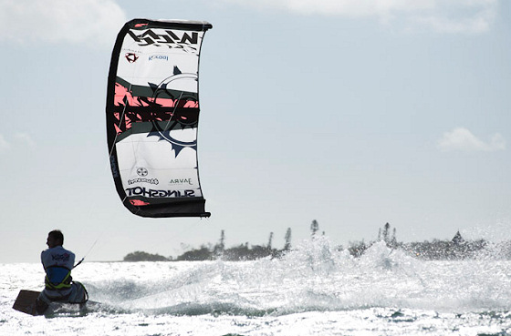 Kiteboarding: heading to the future