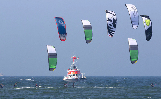 Kitesurf Tour Europe: plenty of wind and sun for riding
