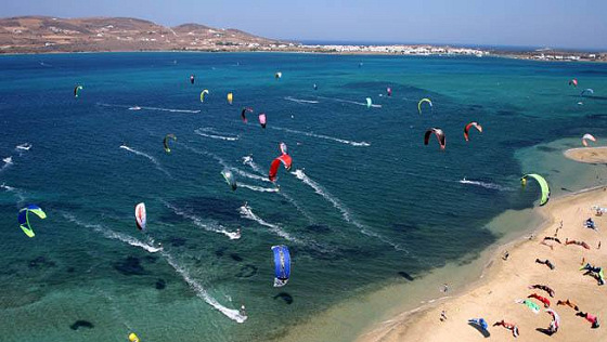 Greece: still a great place to kitesurf