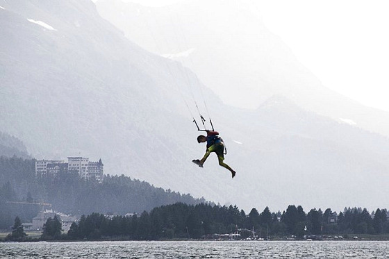 Kitesurf Tour Europe: flying high in the old Continent