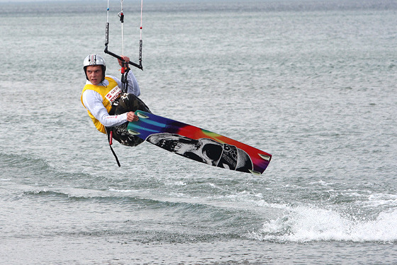 Seat Kitesurf-Trophy: focused and ready for the final leg