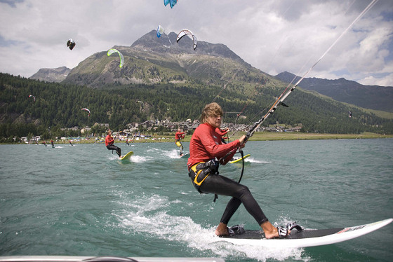 Kitesurf Tour Europe: perfect scenarios