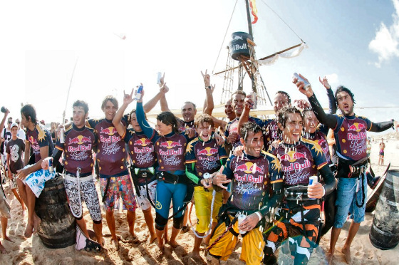 Spain: winners of the Batalla de Trafalgar, again
