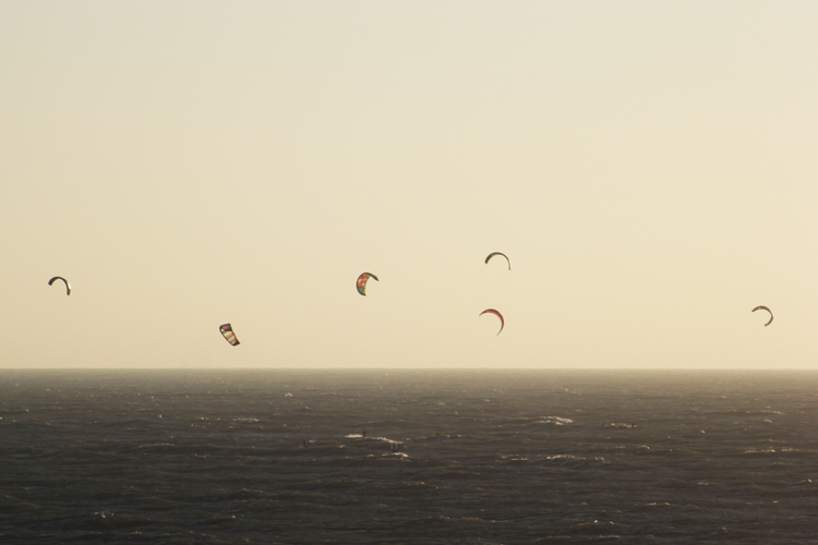 Vietnam: eight kiteboarders sailed from Mui Ne to Vung Tau | Photo: VKS