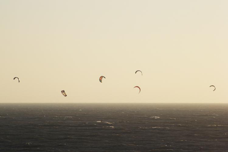 Vietnam: eight kiteboarders sailed from Mui Ne to Vung Tau | Photo: VKS