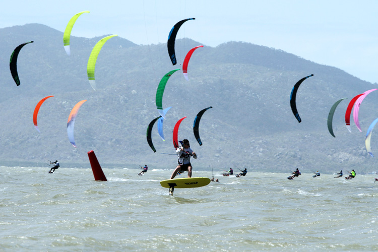 Kiteboarding: the tug-of-war over the government of the sport continues | Photo: Campbell/IKA
