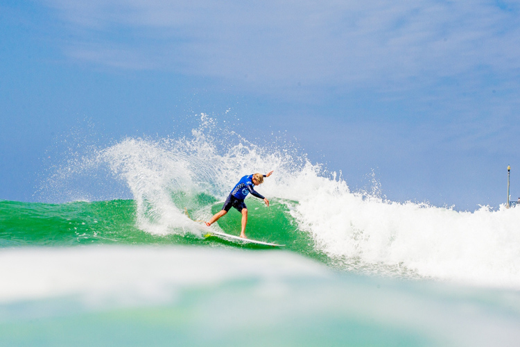 Kolohe Andino: sharp and fit | Photo: Lallande/Vans