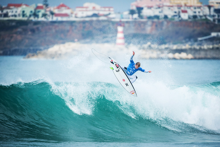 Kolohe Andino: confirmed in the 2016 Men's Championship Tour | Photo: Poullenot/WSL