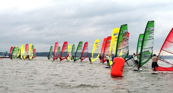 Kona North American Windsurfing Championships: go for it