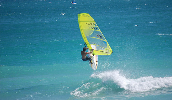 Kona Windsurfing Worlds: the class is back in action | Photo: WindsurfingTour.com