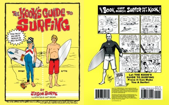 The Kook's Guide to Surfing: Mark Twain should have read it