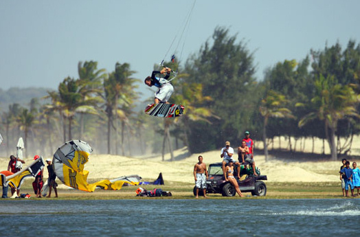 KPWT adds Australia to the 2010 Kiteboarding World Tour