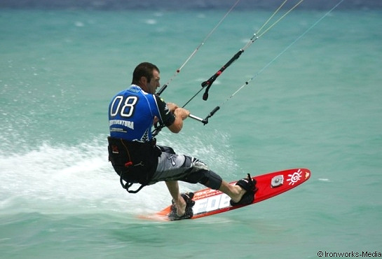 KPWT riders will be out of the IKA sanctioned kiteboarding events
