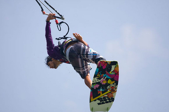 Kiteboard Tour Asia: the Philippines proved to be a brilliant stage