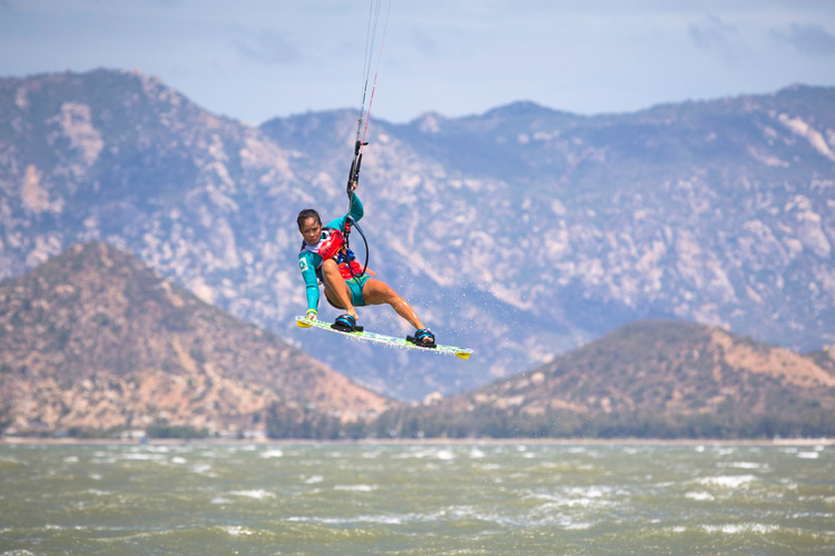 Kiteboard Tour Asia: riders will visit nine countries in 2017 | Photo: Baranescu/KTA