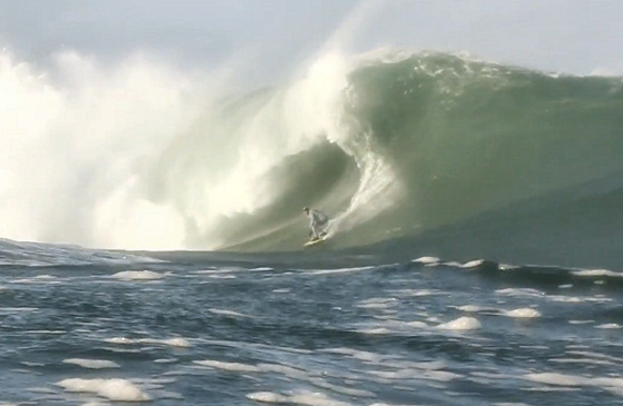 Kurt Rist: this is not a dream, it's Mullaghmore Head