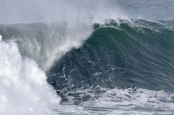 Kurt Rist: hidden games at Mullaghmore Head
