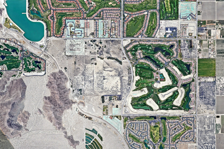 La Quinta, California: the Kelly Slater Surf Resort will be built here