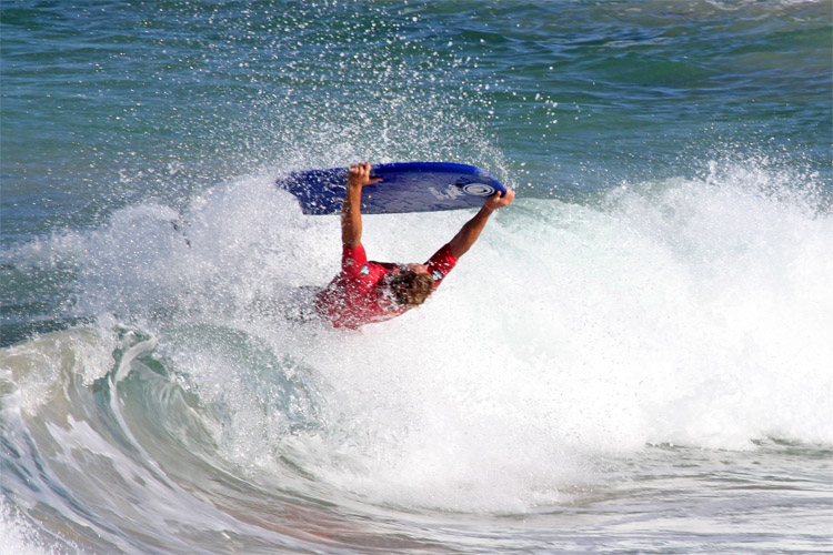 Lachlan Cramsie: the 2017 ABA Tour champion | Photo: Majeks/Surfing WA