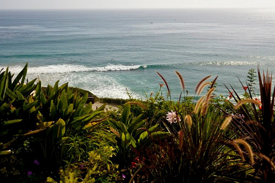 Laguna Niguel: protected by the surf industry