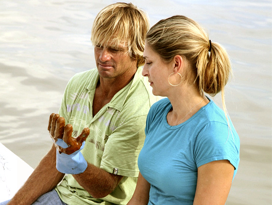 Laird Hamilton and Gabby Reece: the proof of the tragedy
