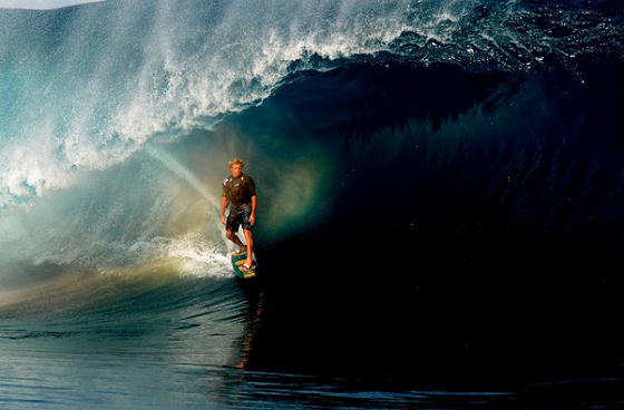 Laird Hamilton: he will be partnering with the boat boys