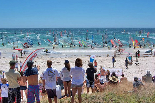 Peter Volwater wins the Lancelin Classic