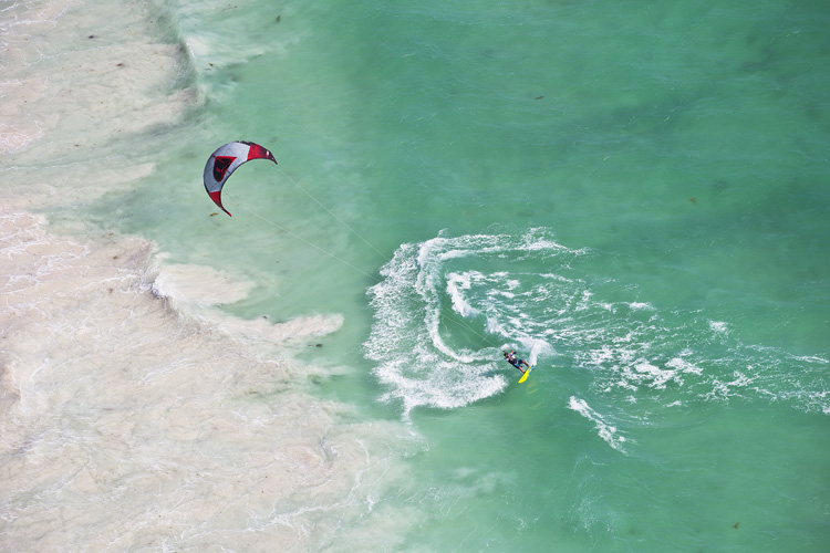 Lancelin Ocean Classic: kiteboarders will race against windsurfers in 2016 | Photo: John Carter/LOC