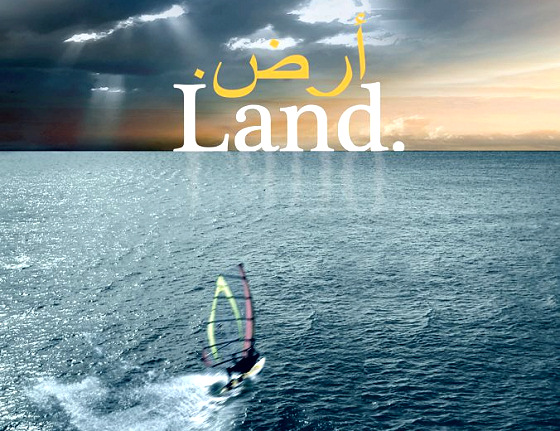 Land.: a windsurf movie with spectacular helicopter shots