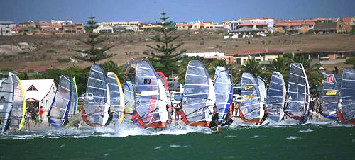 2009 Langebaan Downwind