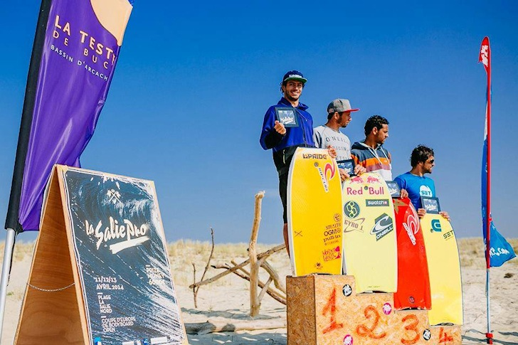 Pierre-Louis Costes wins the La Salie Pro 2014