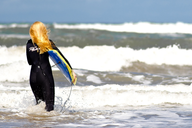Surfing: a sport for life | Photo: Thomas Tolkien/Creative Commons