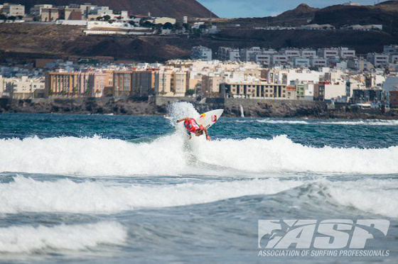 Leonardo Fioravanti: small waves, huge performance