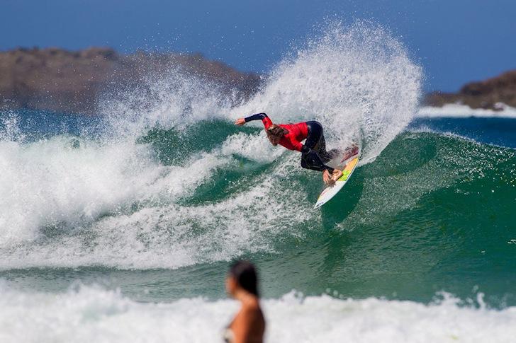 Leonardo Fioravanti: Italian surfing flavor | Photo: ASP/Lodin