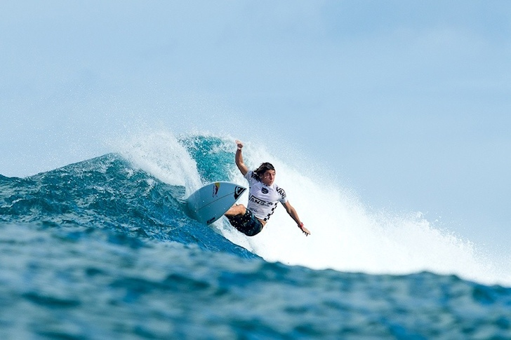 Leonardo Fioravanti: 16 and dreaming | Photo: ASP/Sloane
