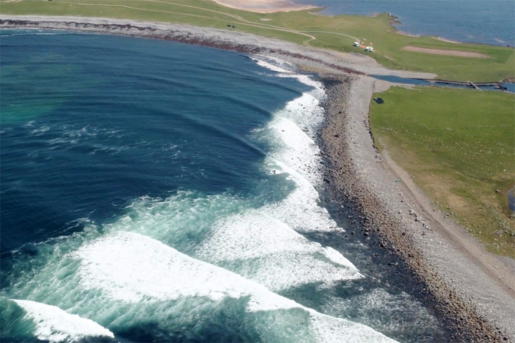 Lewis and Harris: a kiteboarding paradise in the Outer Hebrides