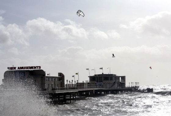 Lewis Crathern: craziness over Worthing