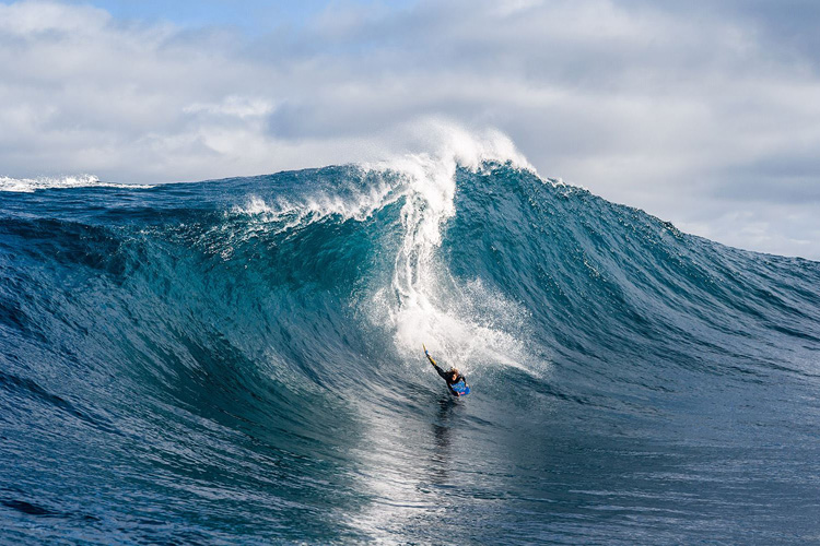 Lewy Finnegan: crazy rides | Photo: Chris Gurney