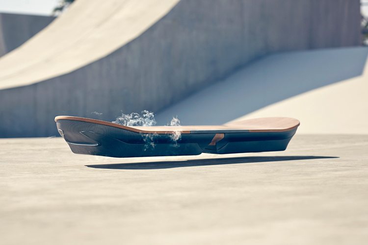 Lexus Hoverboard: they say it works | Photo: Lexus