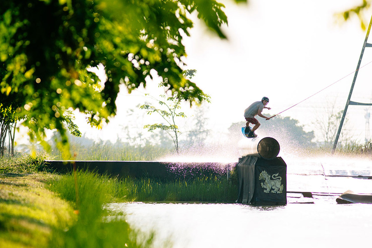 LF'N Awesome: a wakeboarding movie shot in multiple exotic locations | Photo: Liquid Force