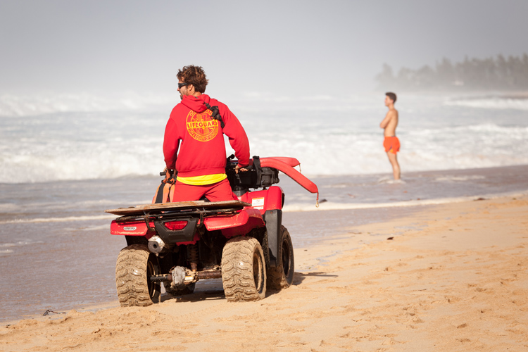 Lifeguards: they save hundreds of thousands of live every year | Photo: Shutterstock