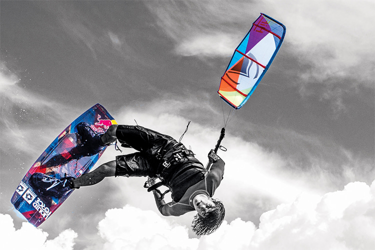 Liquid Force Kiteboarding: the pioneer kite brand was open for business since 1999 | Photo: LF