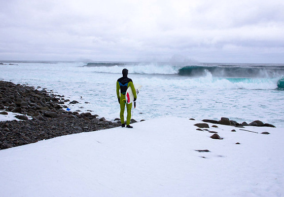 Lofoten Masters: the ultimate arctic surfing challenge