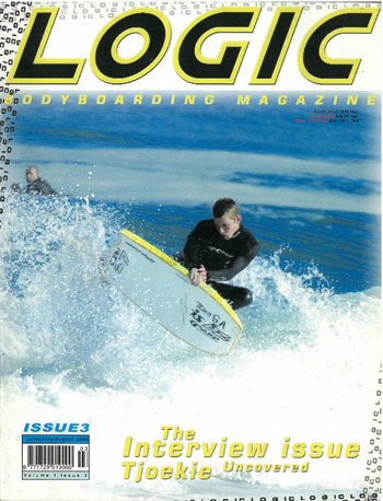 Logic Bodyboarding Magazine