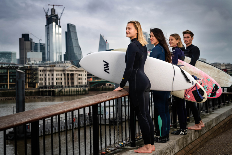 London: the capital of England will finally become an inland surfing destination | Photo: John Nguyen/PA Wire