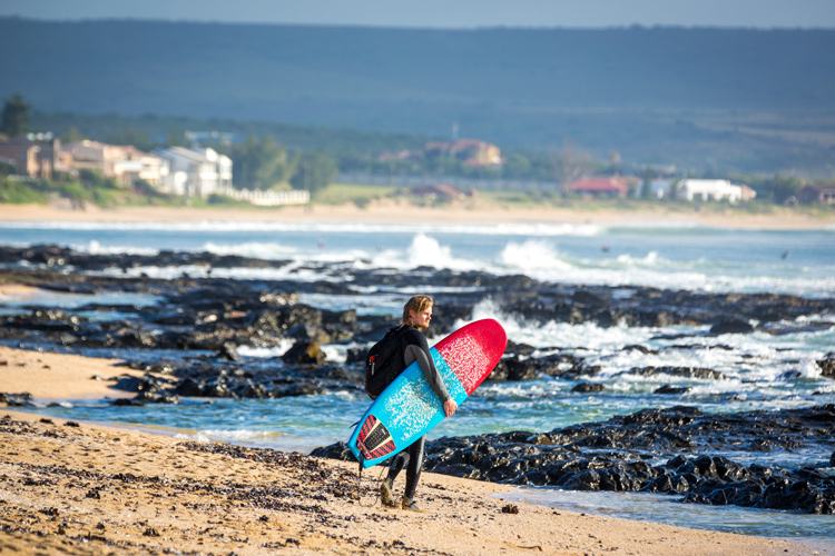 Surfing: the surf zone is as dangerous as a city street during a pandemic | Photo: Shutterstock