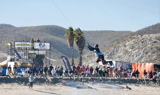 Lord of the Wind Showdown: airstyle in Mexico