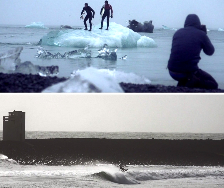 Lost and Found: an Icelandic surfing tale