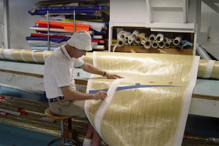 Lowell North: he founded North Sails in 1957 | Photo: North Sails