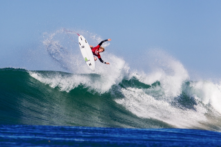 Lower Trestles: a high-performance wave | Photo: Rowland/ASP